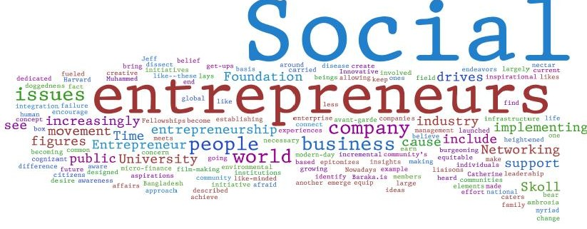 essay on social entrepreneurship Social entrepreneurship research paper (any topic) i need to write a research paper for my social entrepreneurship class the professor wrote the following.