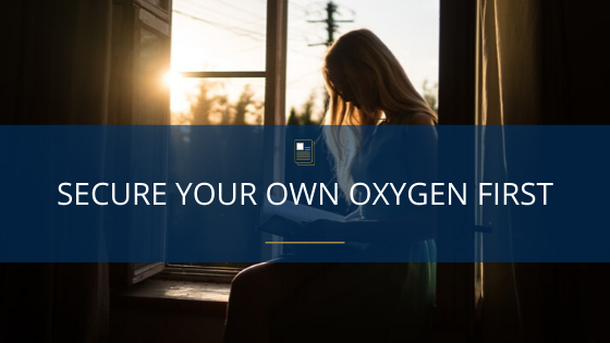 Secure Your Own Oxygen First
